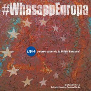 Portada del libro de información europea
