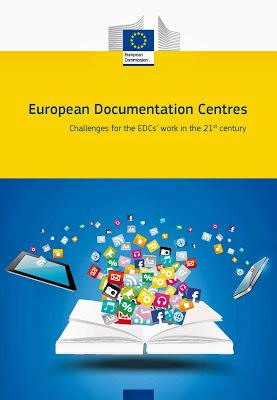 Buenas prácticas 2.0 de Centros de Documentación Europea