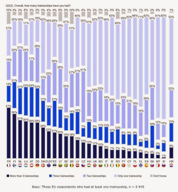 Traineeships: the EU experience