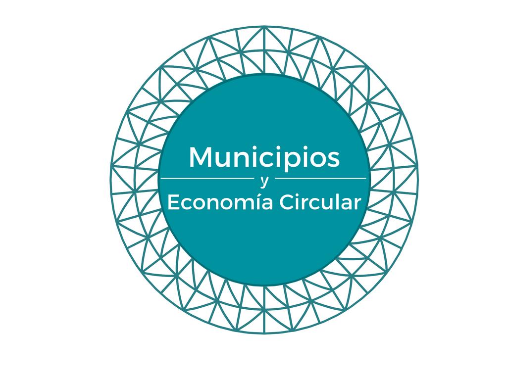 logo municipios y economía circular