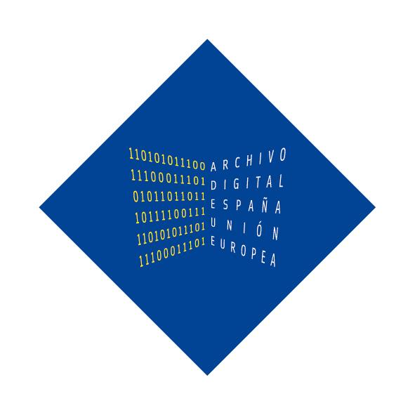 Logo del Archivo Digital España Unión Europea