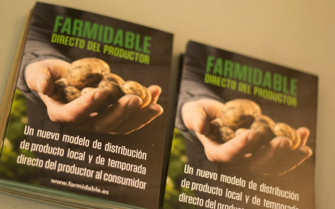Farmidable. De la granja a la nevera: consumo sostenible