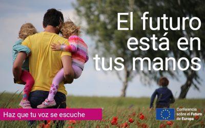 Conferencia sobre el futuro de Europa